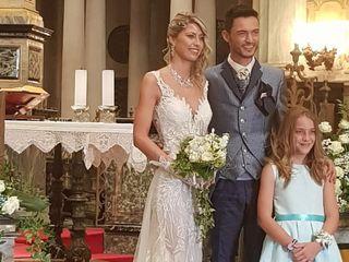 Le nozze di Paola e Damiano 1