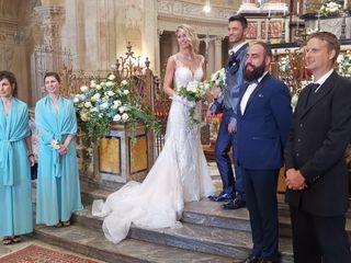 Le nozze di Paola e Damiano