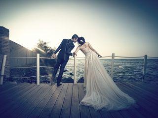 Le nozze di Marika e Damiano