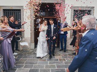 Le nozze di Alexandra e Simone 1