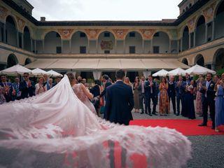 Le nozze di Alexandra e Simone 2