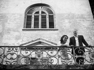 Le nozze di Chiara e Cristiano