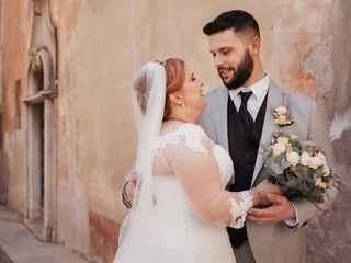 Le nozze di Anda e Marco