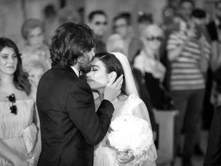 Le nozze di Grazia e Carmine