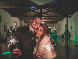 Le nozze di Ilenia e Michael