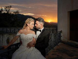 Le nozze di Sonia e Vincenzo