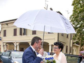 Le nozze di Sante e Patrizia 1