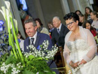 Le nozze di Sante e Patrizia 2