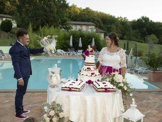 Le nozze di Claudia e Manolo 1