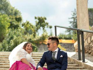 Le nozze di Claudia e Manolo 3