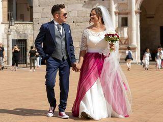 Le nozze di Claudia e Manolo