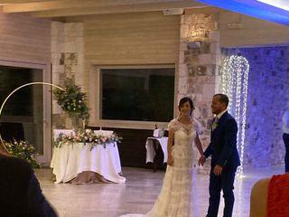 Le nozze di Daniele e Caterina e Daniele 2