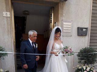 Le nozze di Daniele e Caterina e Daniele 3