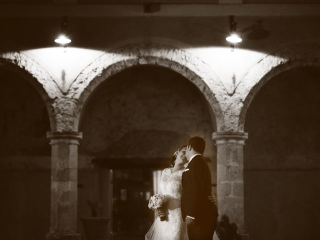 le nozze di Federica e Riccardo