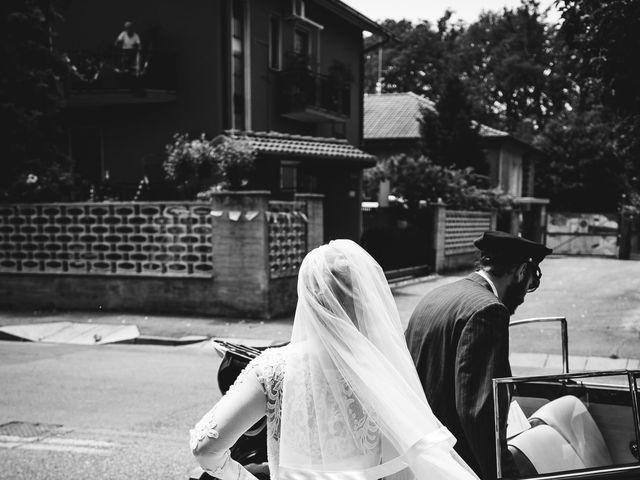 Il matrimonio di Tobia e Carolina a Piacenza, Piacenza 21