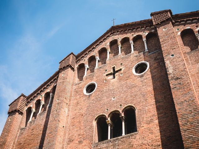 Il matrimonio di Tobia e Carolina a Piacenza, Piacenza 23