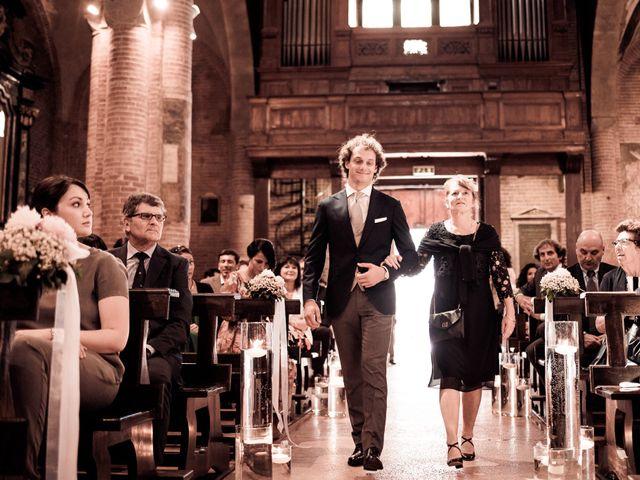 Il matrimonio di Tobia e Carolina a Piacenza, Piacenza 26