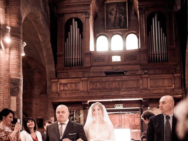 Il matrimonio di Tobia e Carolina a Piacenza, Piacenza 32