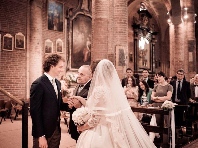 Il matrimonio di Tobia e Carolina a Piacenza, Piacenza 33