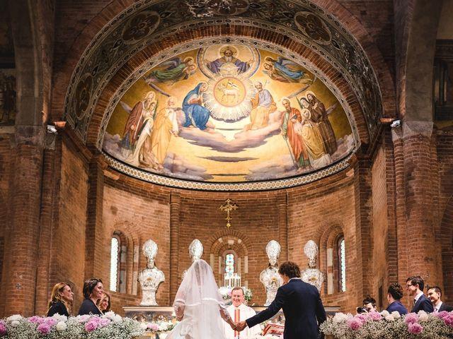 Il matrimonio di Tobia e Carolina a Piacenza, Piacenza 34