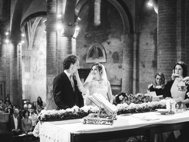 Il matrimonio di Tobia e Carolina a Piacenza, Piacenza 35