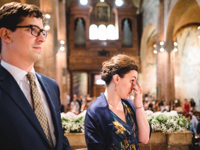 Il matrimonio di Tobia e Carolina a Piacenza, Piacenza 36