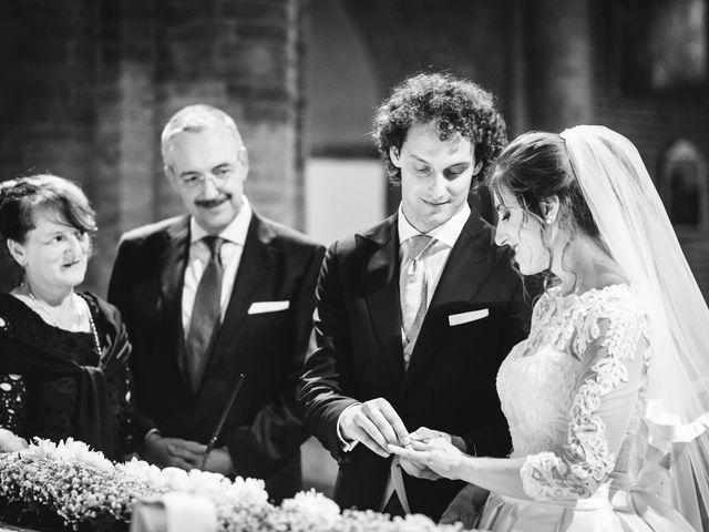 Il matrimonio di Tobia e Carolina a Piacenza, Piacenza 38