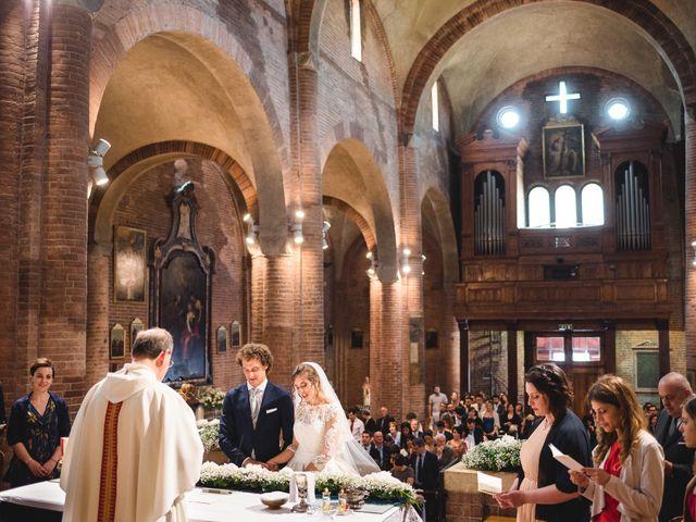 Il matrimonio di Tobia e Carolina a Piacenza, Piacenza 39