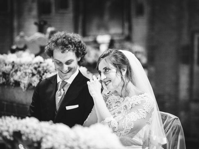 Il matrimonio di Tobia e Carolina a Piacenza, Piacenza 40