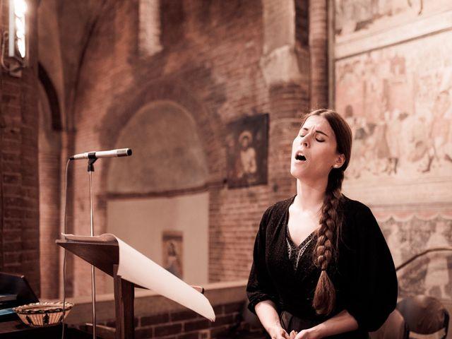 Il matrimonio di Tobia e Carolina a Piacenza, Piacenza 41