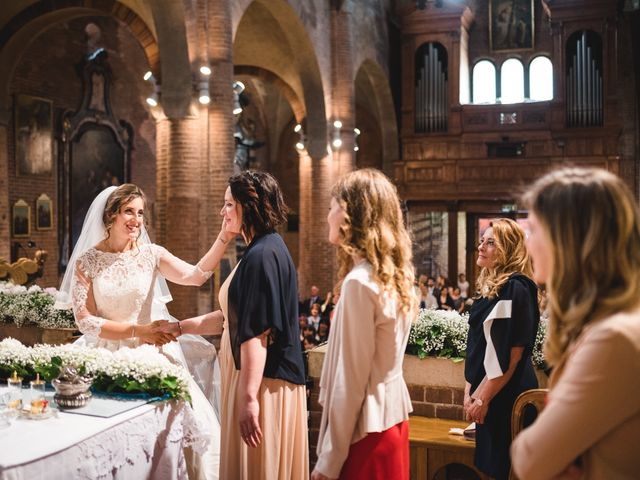 Il matrimonio di Tobia e Carolina a Piacenza, Piacenza 45