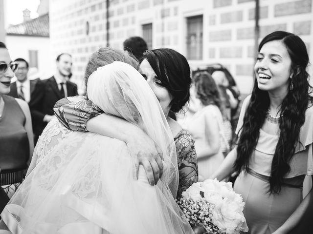 Il matrimonio di Tobia e Carolina a Piacenza, Piacenza 50