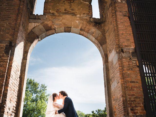 Il matrimonio di Tobia e Carolina a Piacenza, Piacenza 53