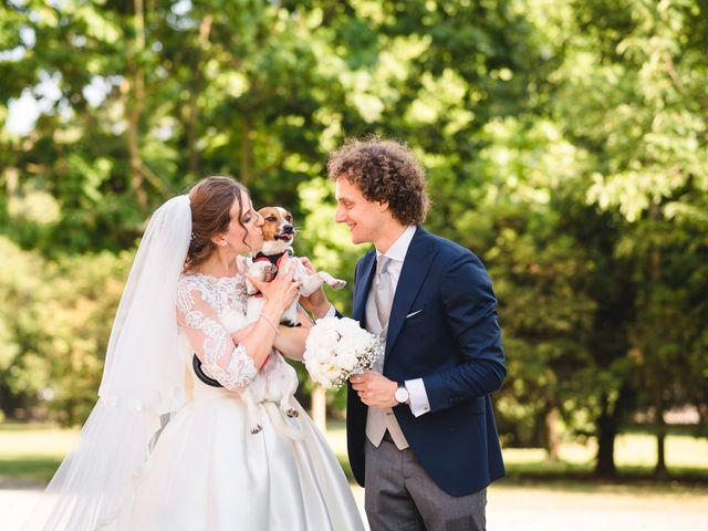 Il matrimonio di Tobia e Carolina a Piacenza, Piacenza 54