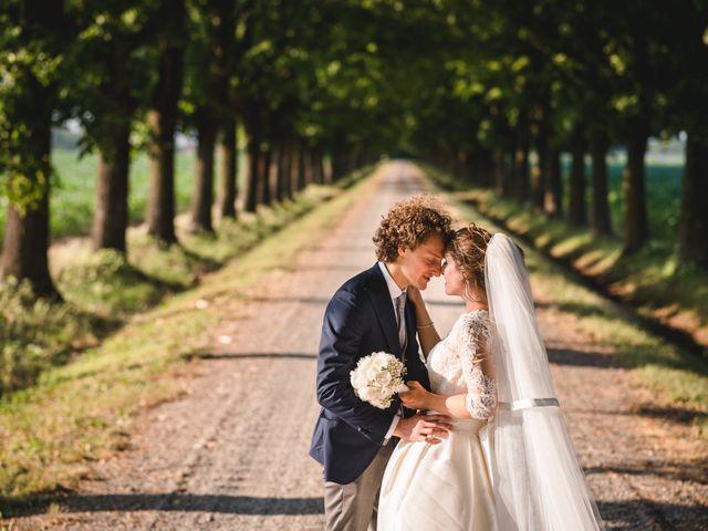 Il matrimonio di Tobia e Carolina a Piacenza, Piacenza 2
