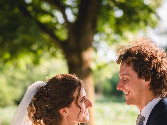 Il matrimonio di Tobia e Carolina a Piacenza, Piacenza 57