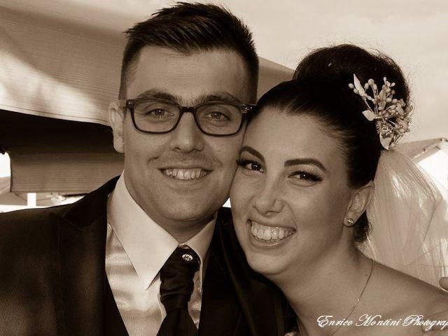 Il matrimonio di Simone e Chiara a Massa, Massa Carrara 2