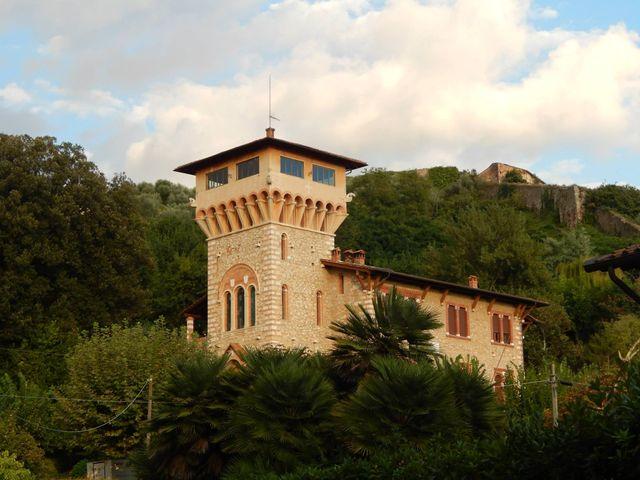 Il matrimonio di Simone e Chiara a Massa, Massa Carrara 5