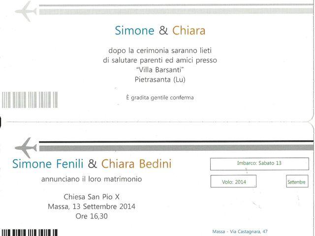 Il matrimonio di Simone e Chiara a Massa, Massa Carrara 7