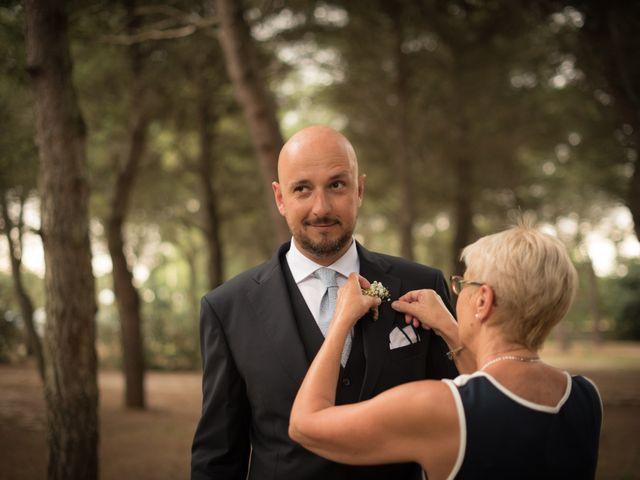 Il matrimonio di Dan e Doriana a Monopoli, Bari 4