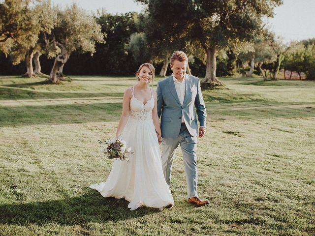 Le nozze di Antonella e Renè