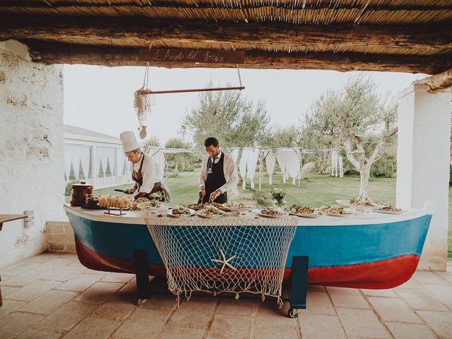 Il matrimonio di Renè e Antonella a Mola di Bari, Bari 54