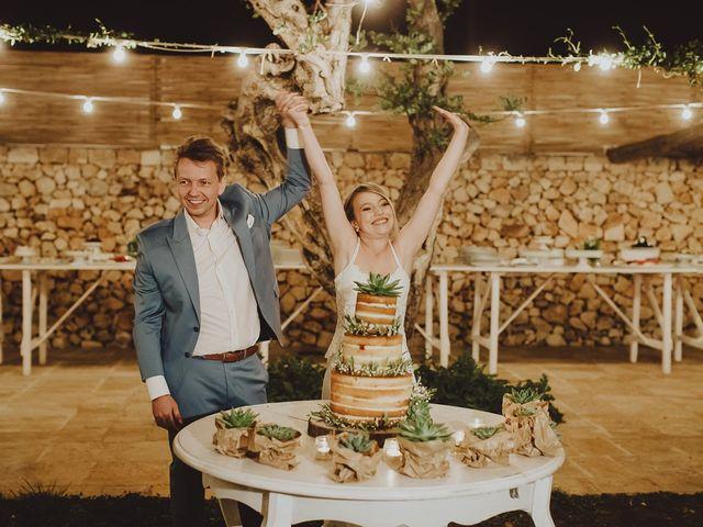 Il matrimonio di Renè e Antonella a Mola di Bari, Bari 62