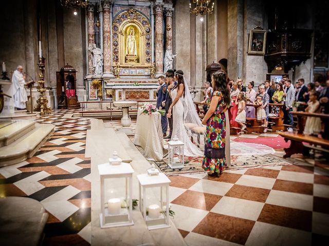 Il matrimonio di Manuel e Eleonora a Manerbio, Brescia 64