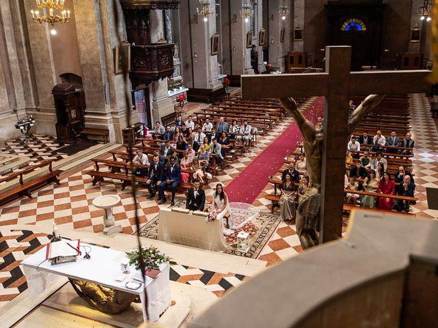 Il matrimonio di Manuel e Eleonora a Manerbio, Brescia 76