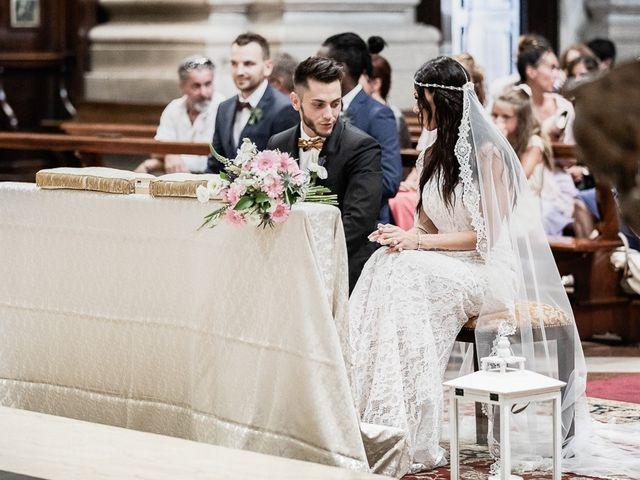 Il matrimonio di Manuel e Eleonora a Manerbio, Brescia 82
