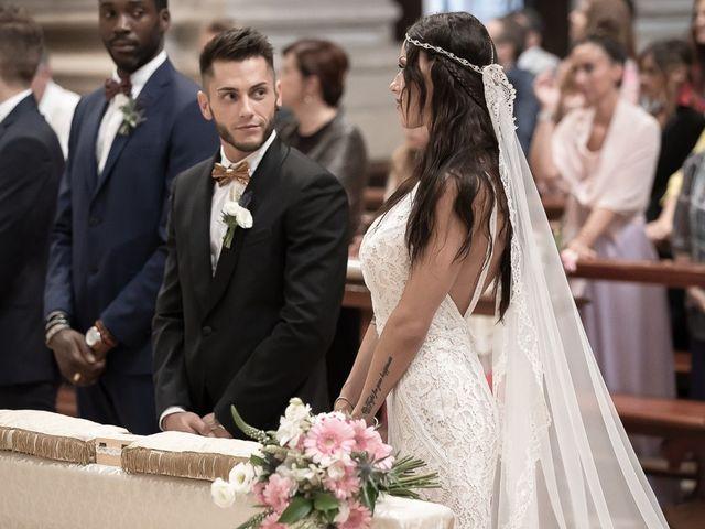Il matrimonio di Manuel e Eleonora a Manerbio, Brescia 83