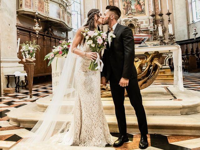 Il matrimonio di Manuel e Eleonora a Manerbio, Brescia 84