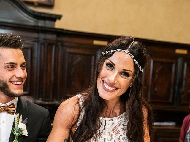 Il matrimonio di Manuel e Eleonora a Manerbio, Brescia 86