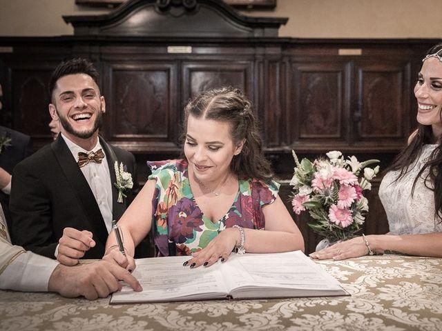 Il matrimonio di Manuel e Eleonora a Manerbio, Brescia 89